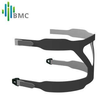 Harga BMC Headgear For CPAP Masks 100% High Quality Elastic Nylon Fabric Grey Belt For Medical Interface - intl