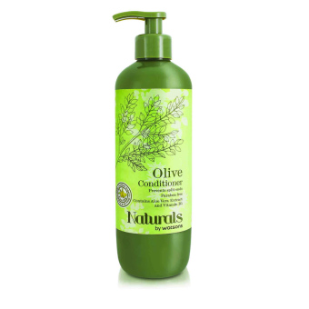Harga Natural By Watsons Olive Hair Conditioner 500ml
