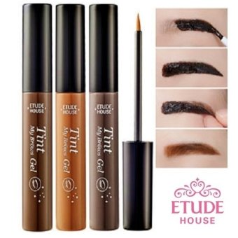 ETUDE HOUSE - Tint My Brow Gel #1 Brown