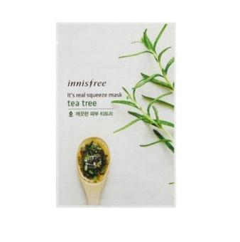 Harga Innisfree Its Real Squeeze Mask - Tea Tree