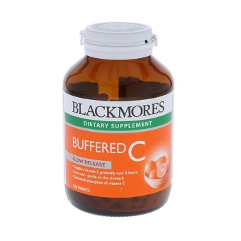 Harga Blackmores Buffered C 120's