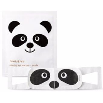 Harga Innisfree Relaxing Eye Warmer (Panda)