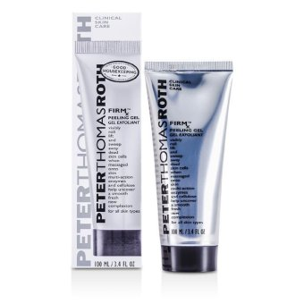 Harga Peter Thomas Roth FirmX Peeling Gel 100ml/3.4oz (EXPORT)