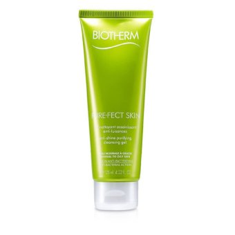 Harga Biotherm Pure.Fect Skin Anti-Shine Purifying Cleansing Gel (Combination to Oily Skin) 125ml/4.22oz