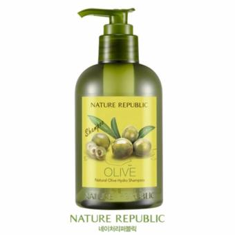 Harga Nature Republic Natural Olive Hydro Shampoo 310ml