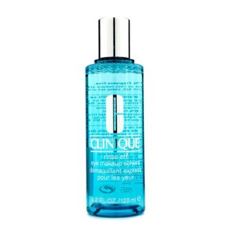 Harga Clinique Rinse Off Eye Make Up Solvent 125ml/4.2oz