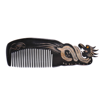 Harga Art Delicate Upscale Natural 100% Massage Comb,HEALTHY Hair Loss Comb ,Natural OX Horn Comb