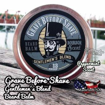Harga Grave Before Shave Gentlemen's Blend Beard Balm
