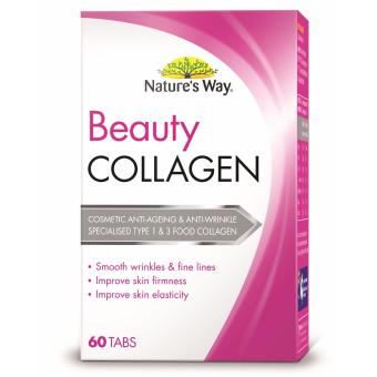 Harga Nature's Way Beauty Collagen 60 Tablets