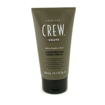 Harga American Crew Moisturizing Shave Cream 150ml/5.1oz