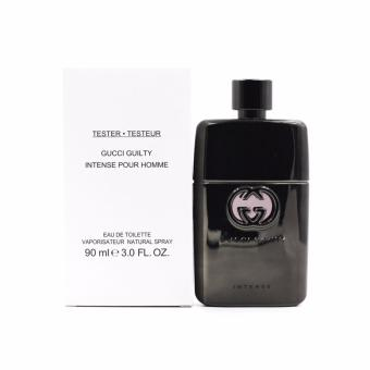 Harga Tester Gucci Guilty Intense Pour Homme 90ml Man