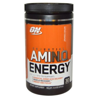 Harga Optimum Nutrition Amino Energy 270g (Orange Cooler)