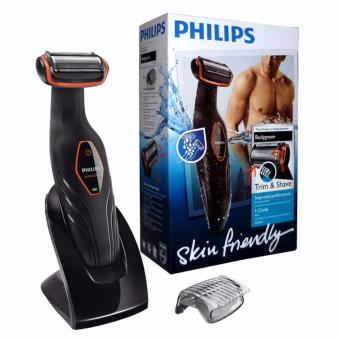 Harga Philips BG2024 BodyGroomer[Trim & Shave][2 YEARS WORLDWIDE GUARANTEE]