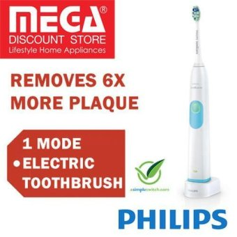 Harga Philips Sonicare 2 Series Plaque Control Electric Toothbrush / Hx6231