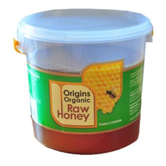 Harga Origins Organic 100% Made in Australia Raw Honey 1.5kg