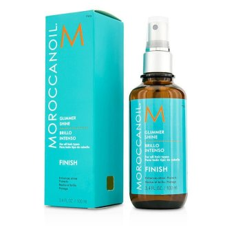 Harga Moroccanoil Glimmer Shine (For All Hair Types) 100ml/3.4oz (EXPORT)