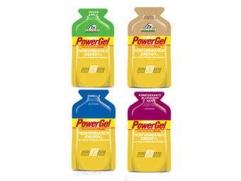 Harga PowerBar PowerGel Assorted 24 Pack With Free Gift
