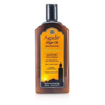 Harga Agadir Argan Oil Daily Moisturizing Shampoo (For All Hair Types) 355ml/12oz
