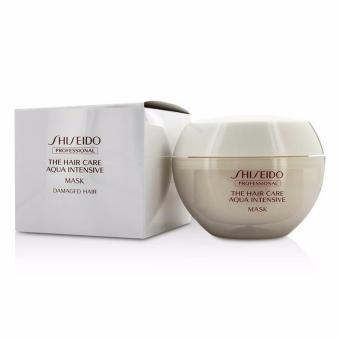 Harga SHISEIDO(AQUA INTENSIVE MASK ) DAMAGED HAIR