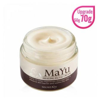 Harga Secret Key Mayu Healing Facial Cream 50g - Intl.