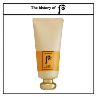 Harga The history of Whoo Gongjinhyang Foam Cleanser 180ml