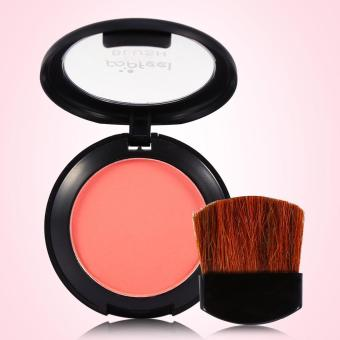 Harga Professional Three-in-one Cheek Makeup Set Blush Powder With Brush(3#) - intl