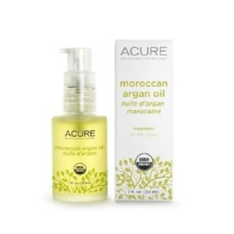 Harga Acure Organics, Moroccan Argan Oil, Treatment, All Skin Types, 30 ml