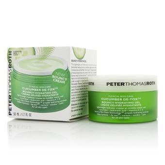 Harga Peter Thomas Roth Cucumber De-Tox Bouncy Hydrating Gel 50ml/1.7oz - intl