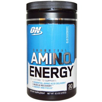 Harga Optimum Nutrition Amino Energy 270g (Blue Raspberry)