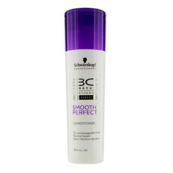 Harga Schwarzkopf BC Smooth Perfect Conditioner (For Unmanageable Hair) 200ml/6.7oz (EXPORT)