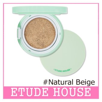 Harga ETUDE HOUSE AC Cleanup Mild BB Cushion SPF50+ PA+++ 14g (#Natural Beige) - intl