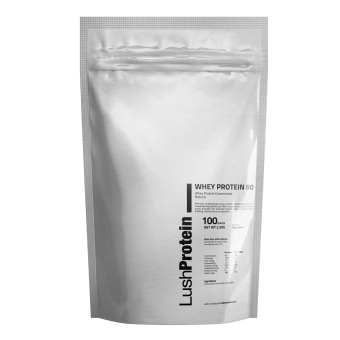 Harga LushProtein Natural Whey Protein 2.5kg