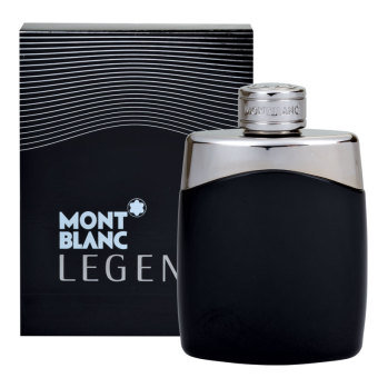 Harga Mont Blanc Legend Men's Eau De Toilette 100ml