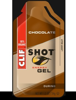 Harga Clif Shot Energy Gel Chocolate 24 Pack With Free Gift