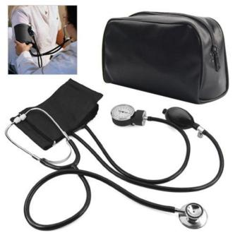 Lifine Cuff Blood Pressure Monitor with Stethoscope - Int'l