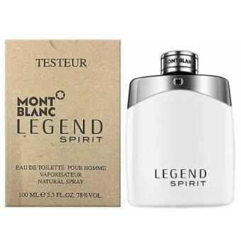 Harga Mont Blanc Legend Spirit EDT 100ml [TESTER PACK]