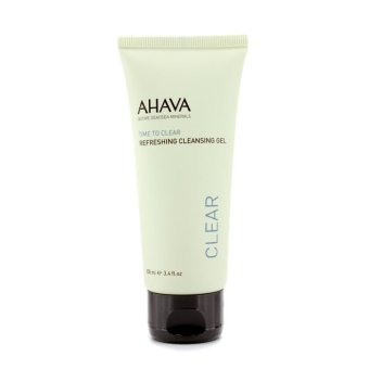 Harga Ahava Time to Clear Refreshing Cleansing Gel 100ml/3.4oz