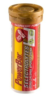 Harga PowerBar 5 Electrolytes Sports Drink Raspberry Pomegranate 4 Tubes With Free Gift