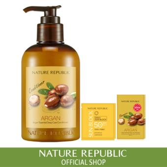 Harga Nature Republic Argan Essential Deep Care Conditioner