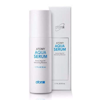 Harga Atomy Aqua Moisturizing Serum 50ml Korea cosmetics - intl