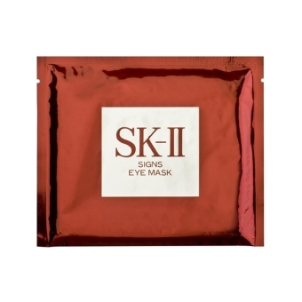 Harga SK-II Signs Eye Mask Box Set of 14 (EXPORT)