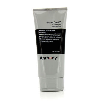 Harga Anthony Logistics For Men Shave Cream 177ml/6oz