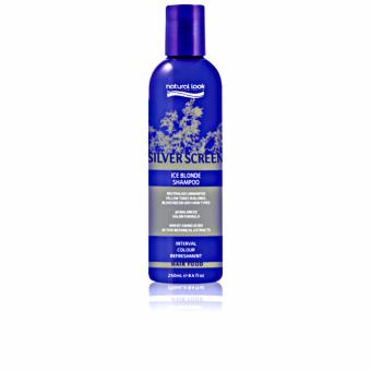 Harga NATURAL LOOK AUSTRALIA( ICE/SILVER BLONDE SHAMPOO)250ML