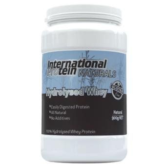 Harga International Protein Natural Hydrolysed Whey (900g) - Natural