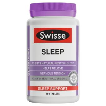 Harga Swisse Ultiboost Sleep 100 Tablets
