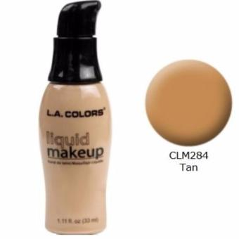 Harga LA COLORS LIQUID MAKEUP LM 284 - TAN