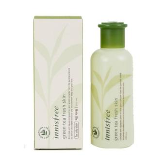 Harga Innisfree Green Tea Fresh Skin (200ml) - intl