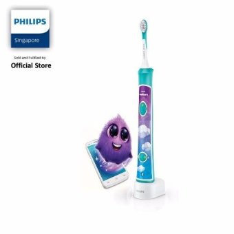 Harga Philips Sonicare For Kids (with BlueTooth Coaching App) HX6321