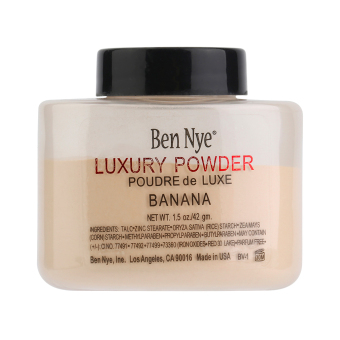 Harga Allwin Trendy Products Luxury Banana Powder 1.5 oz Bottle Face Makeup Powders - intl
