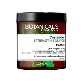 Harga Botanicals Coriander Strength Source Hair Mask 200ml